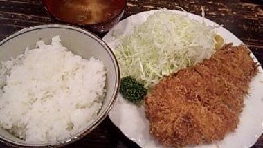 弁慶(べんけい)( 静岡市葵区 ) ~ロースカツ 800円~