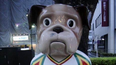藤枝駅のシンボル