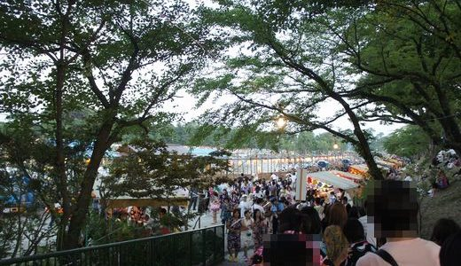 尾張津島天王祭り2011に行ってきたよ