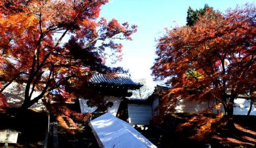 京都紅葉名所めぐり2012 ~曼殊院門跡&貴船神社~