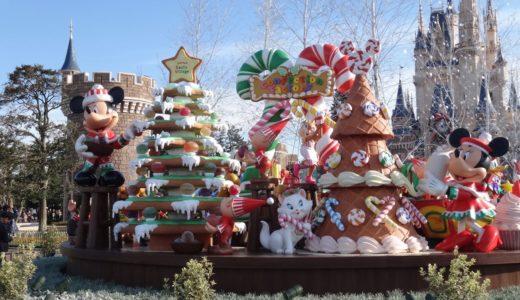 東京ディズニーランドに行ってきたよ! ~クリスマス・ファンタジー~