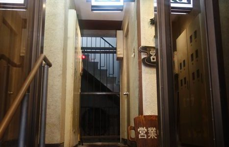 喫茶 ポプラ【5】( 静岡県静岡市葵区 ) ~ふんわり素朴な味のホットケーキ☆~