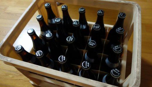 家でも瓶ビールの私☆