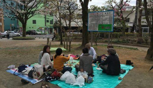 静岡のんべえお花見会2016を開催したよ!in 静岡常磐公園