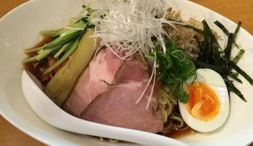 静岡県で冷やし中華・冷やしラーメンのおすすめのお店を教えてください。