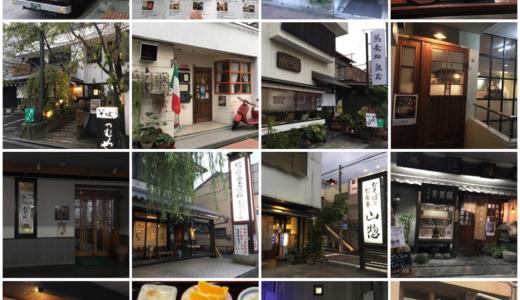 第1回 静岡はしご蕎麦の予行演習をしてみた。