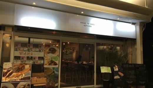 キチトナルキッチン( 静岡県静岡市葵区@七間町 ) ~1番人気の野菜たっぷり焼カレー~