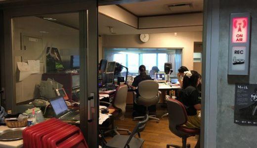 SBSラジオ『WASABI』の『メシロー』へ出演(2) ~ガッツリ男飯なら会飯(ほいはん)♪~