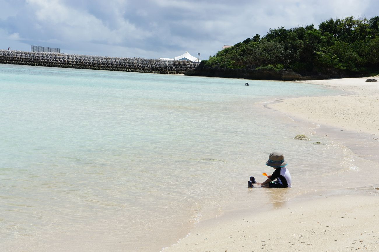 ニシ浜ビーチ3