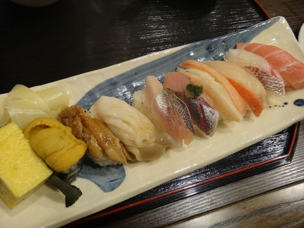 寿司すずき12
