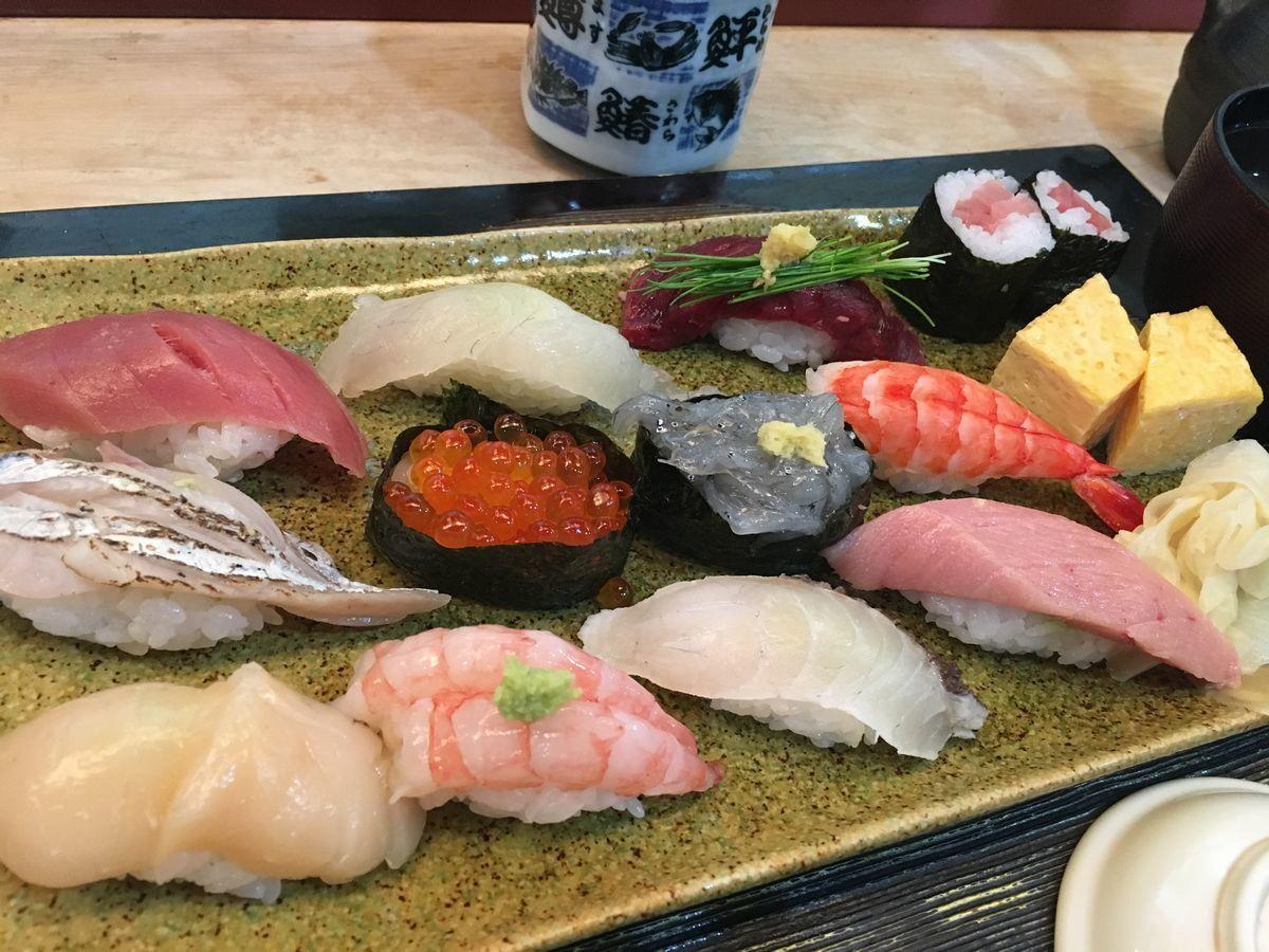 鳥越寿司7