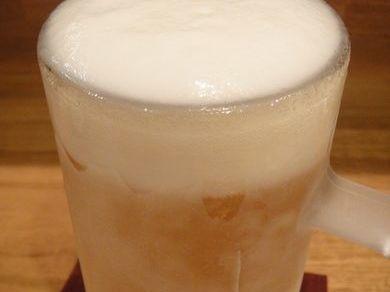 さぶちゃん生ビール